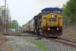 CSXT Train Q33427