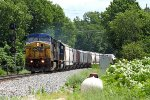 CSXT Train Q33525