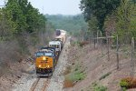 CSXT Train Q33422