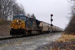 CSXT Train G02827