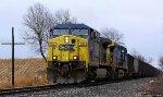 CSXT Train N90030
