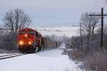CSXT Train N95624