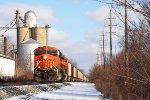 CSXT Train E94502