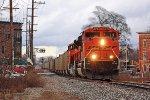 CSXT Train N95611
