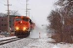 CSXT Train N95618