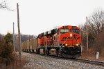 CSXT Train N95631
