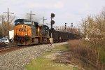 CSXT Train T85927