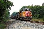 CSXT Train Q33409