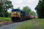 CSXT Train K93027