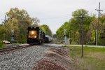 CSXT Train D70820