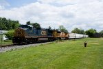 CSXT Train D90127