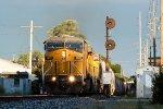 CSXT Train D90116