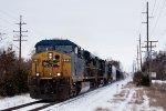 CSXT Train Q38507