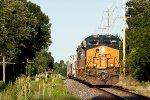 CSXT Train D70806