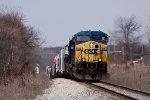 CSXT Train Q32807