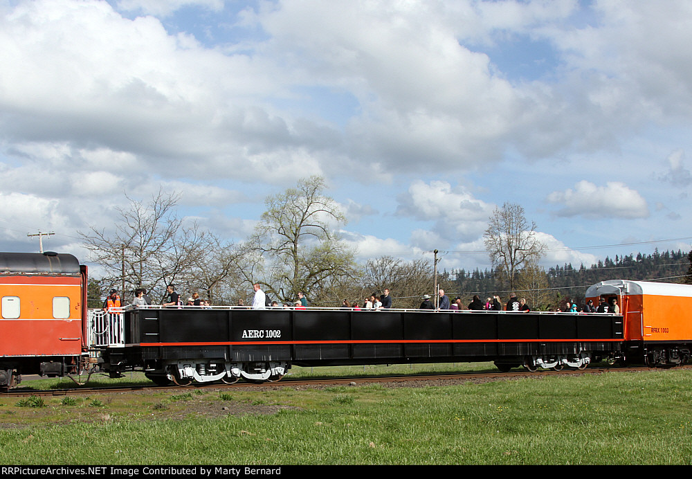 Santiam Excursion Train Photo #3