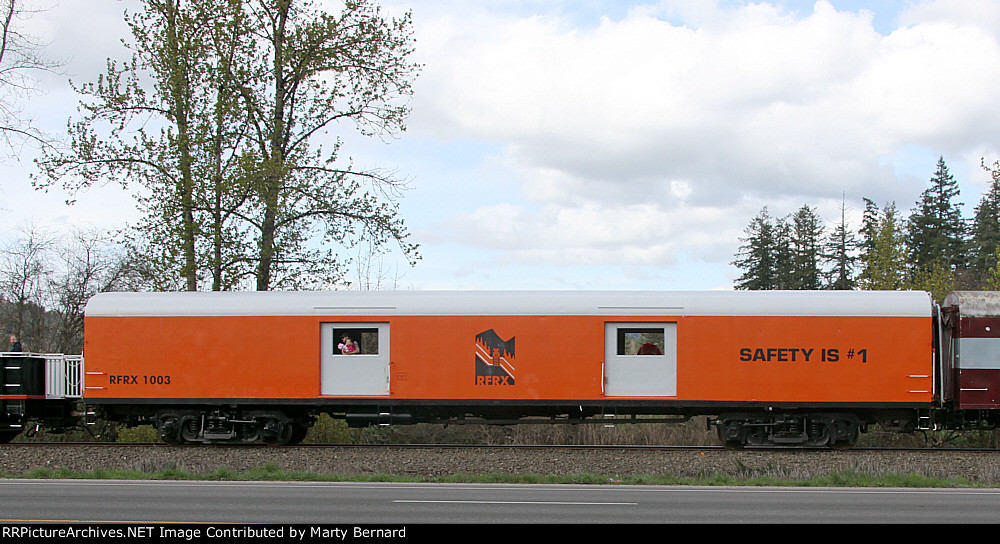 Santiam Excursion Train Photo #4