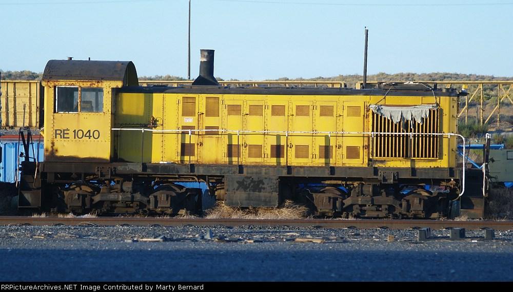 Railway Equipment Leasing Alco S2, ex-Los Angeles Jct #2