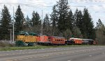 Santiam Excursion Train Photo #1