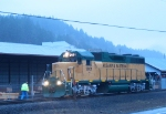 Albany & Eastern Railroad Company #2001 Working Frank Lumber Co.