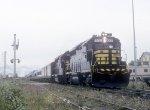 Alaska RR 3008 With NB Fairbanks Train