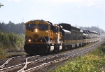 ARR 4323 w/NB Denali Star at Pittman Siding North Switch