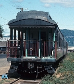 Mt. Hood RR Open-end Observation Car