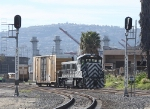 PHL 31, 3-engine Genset Switcher at Port of Los Angeles