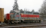 PNWR 2005 Switching in the Rain