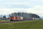 RFRX 4202 and 4201 With the Albany Hauler on Albany & Eastern RR Co.