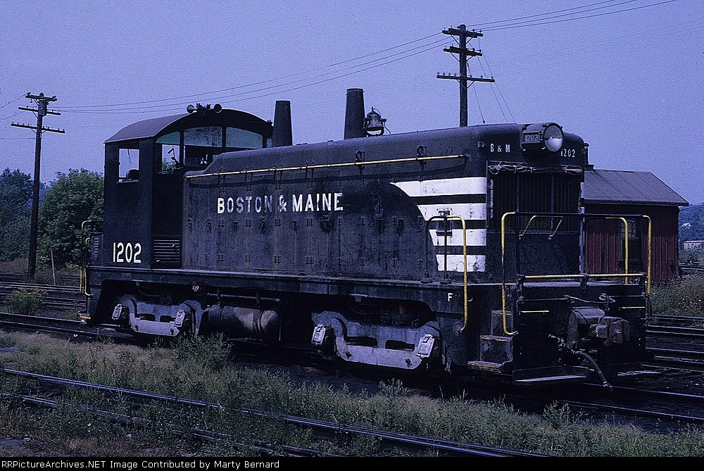 B&M 1202