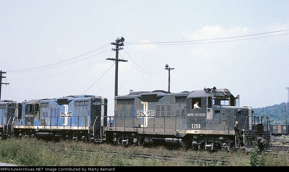 B&M Geeps 1750 and 1737