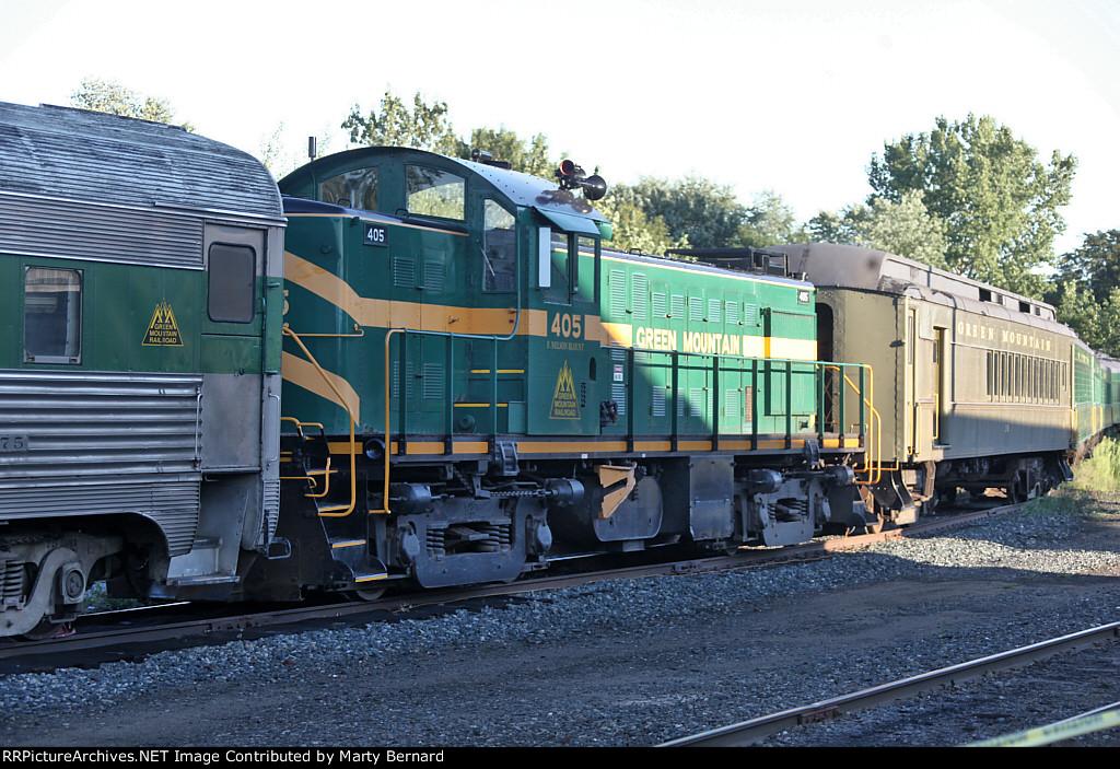Green Mountain Railroad RS1 #405