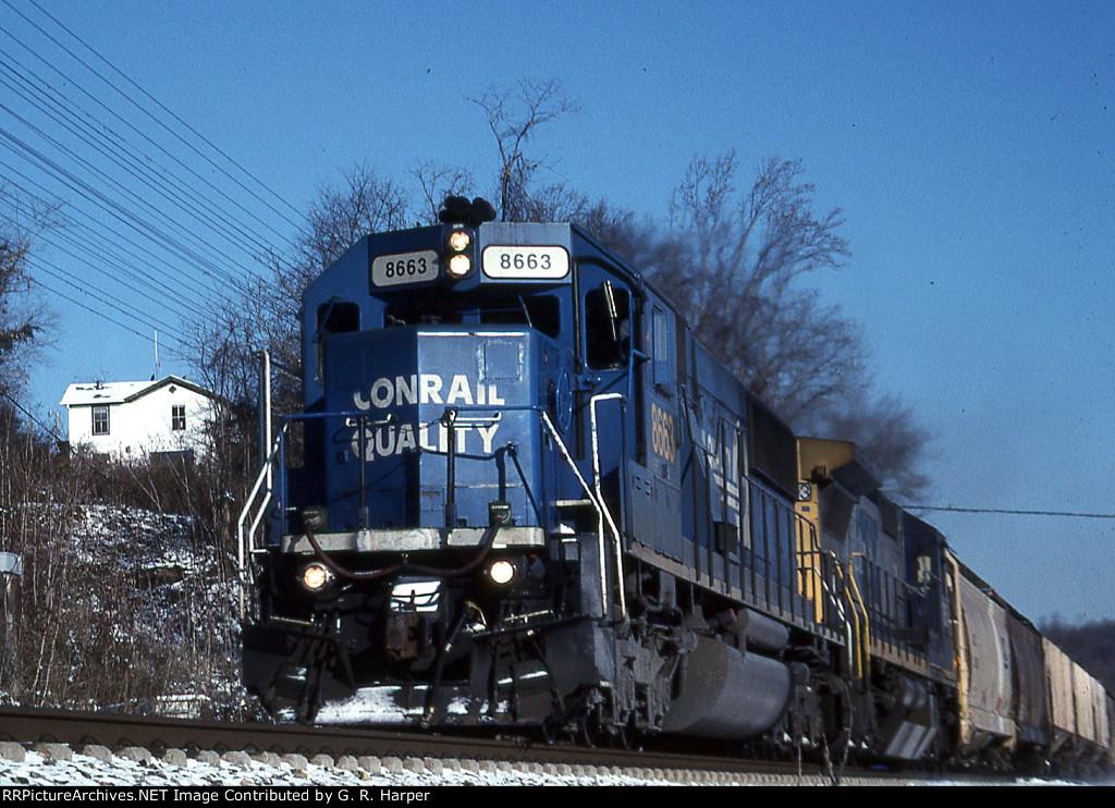 Conrail power eb