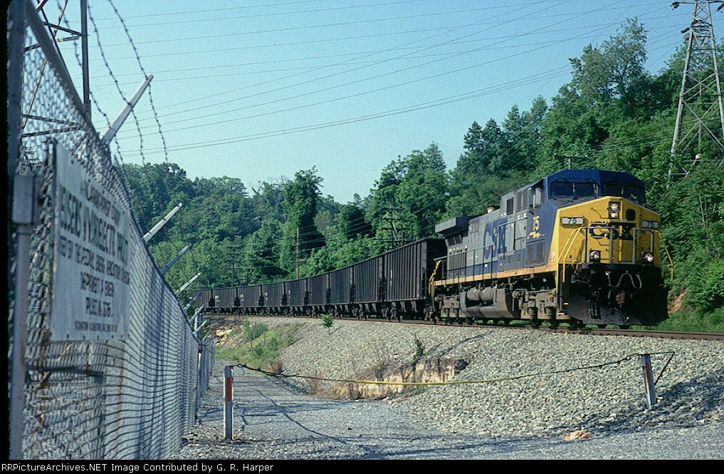 One-unit wonder takes empties past the dam