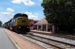 All Ex-Conrail up front on Q416