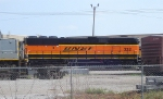 "BNSF ""Wedge"" GP60B"