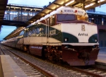 "AMTK 90230 Rests After Bringing ""Cascades"" Passengers from Portland, OR"