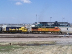 BNSF 4782 Passes Haymarket Park, Baseball Stadium