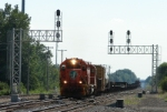 EJE SD38-2s split the signals