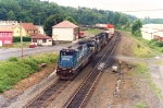 Stack Train in Gallitzin