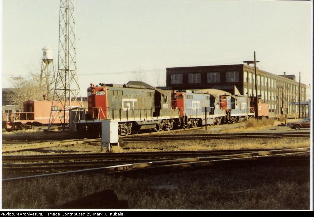 GTW 4902 GP9