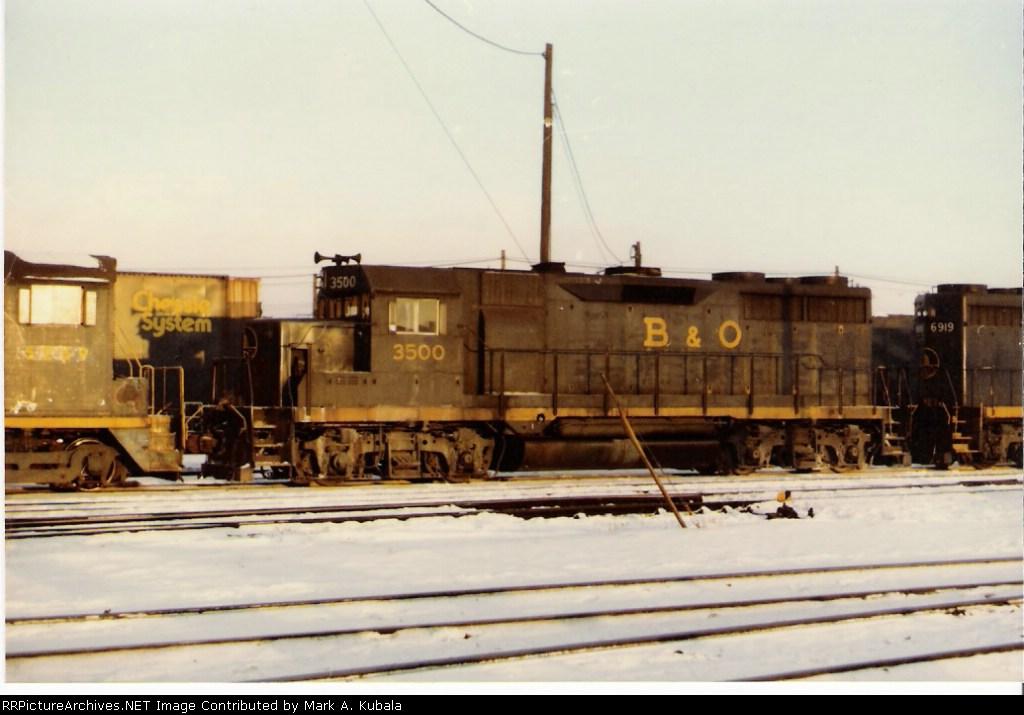 BO 3500