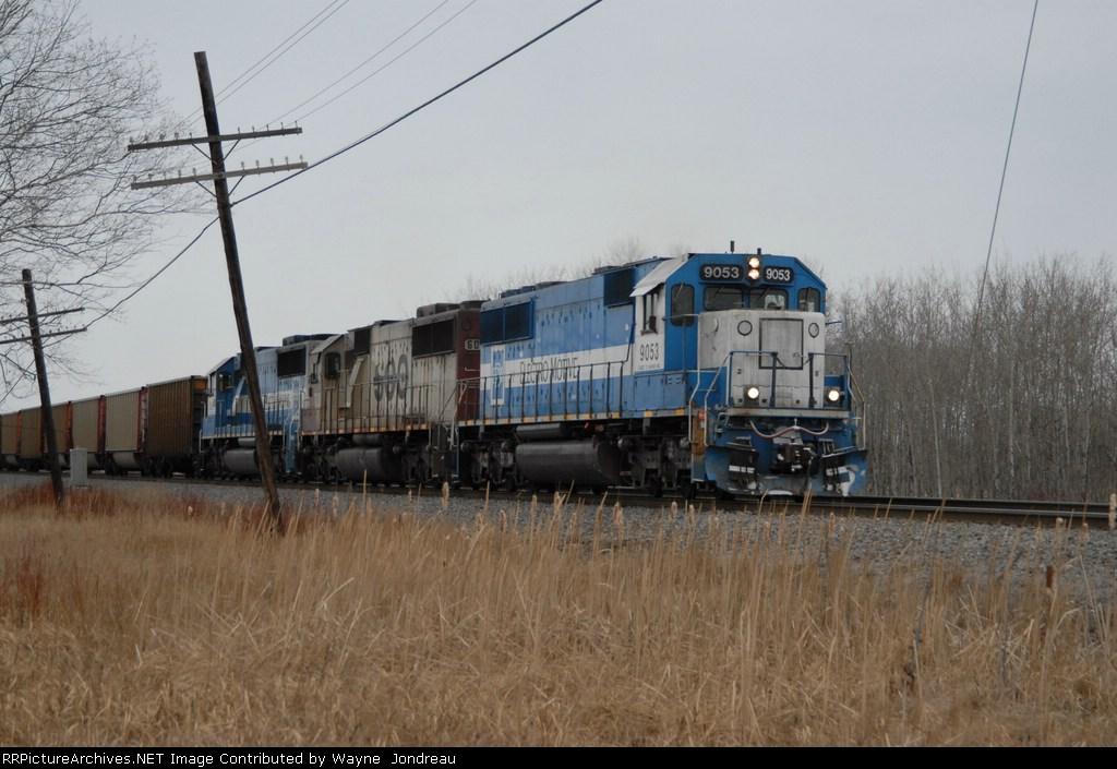 EMDX 9053 (SD60)