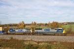 CSX 8728 on CSX Q116-30