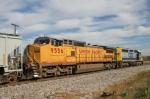 UP 9556 on CSX Q634-31