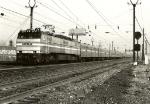 W/B Florida train