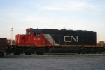 I.C./CN SD40-3