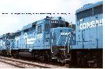Retired Conrail GP30