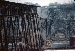 "1323-18 ""High Bridge Implosion"". This is what all the spectators (trespassers) were waiting for on MILW Short Line Hill"